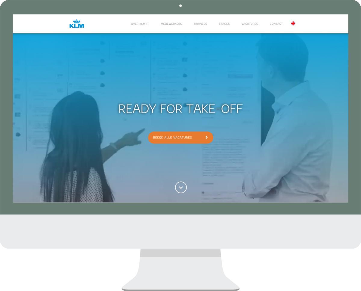 KLM imac Sedna Software