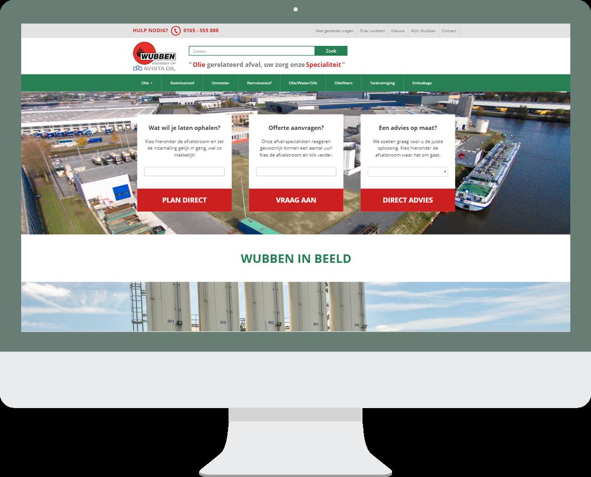 Wubben website